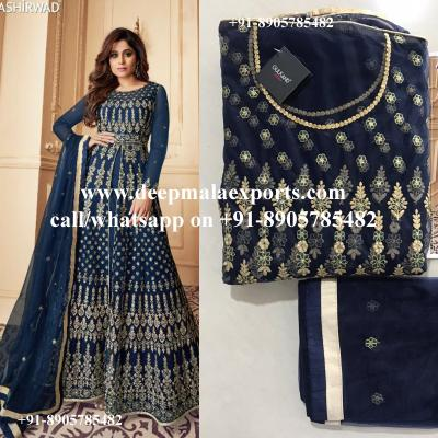 Aashirwad Creation Gulkand Traditional 7138 Dress