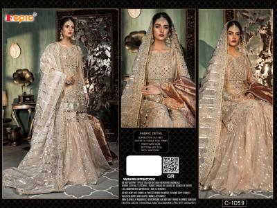Fepic Rosemeen C-1059 Salwar Suits