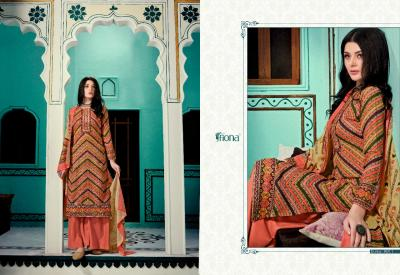 Fiona Zohra vol3 9011-9015 series Suits