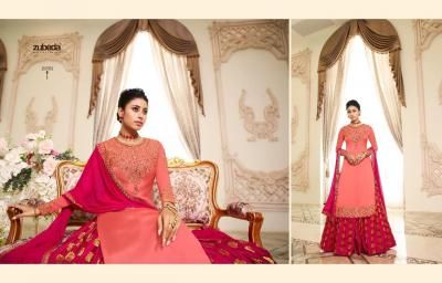Zubeda Mishti vol2 18301-18308 series Suits