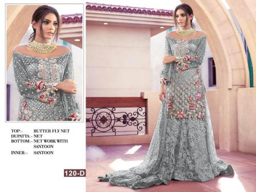 Pakistani Dress 120 D