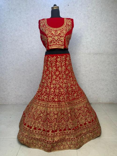 AS TR 4561 Lehenga Choli A
