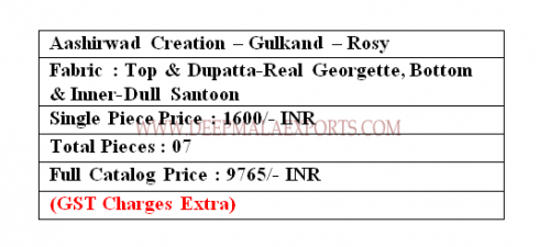 Aashirwad Creation Gulkand Rosy Price