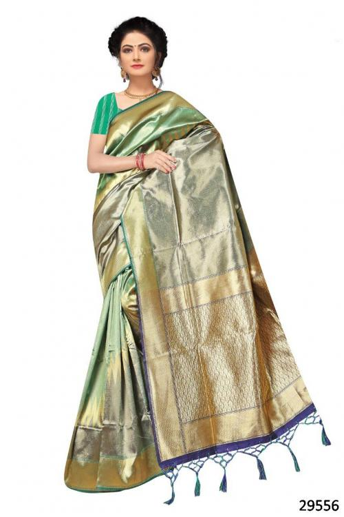 DE Silk Saree 29556
