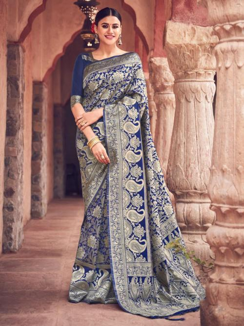 Elina Fashion Kasturba Silk 2082