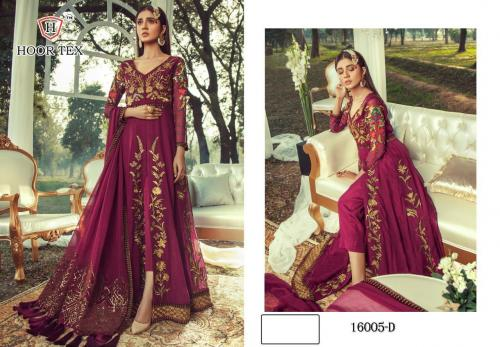 Suit Wholesaler Hoor Tex Nafiya Colour Gold 16005 D