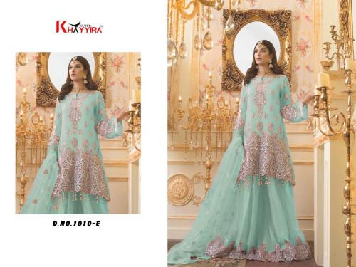 Khayyira Suits Maryum N Maria 1010 E
