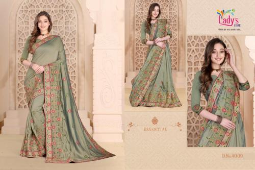 Lady Ethnic Payal 4009