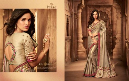 Pehnava 2301-2316 series Fancy Saree
