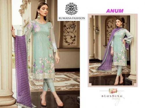 Rumaisa Fashion Anum Suit wholesaler