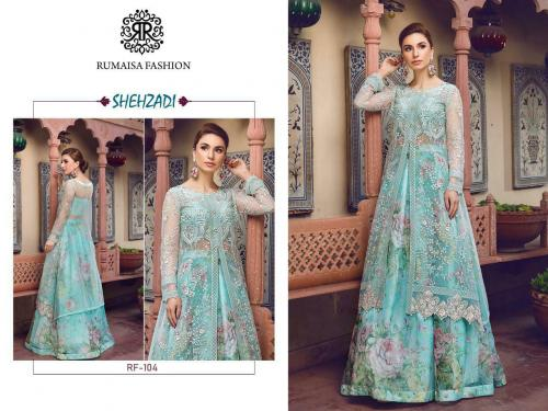 Rumaisa Fashion Shehzadi 104