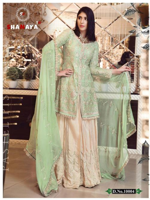 Shanaya Fashion Rose Blossom 10004