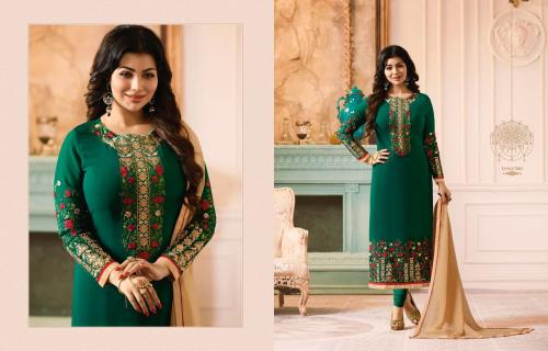 Shaziya Aleeza Vol4 7001-7006 Straight Heavy Suit