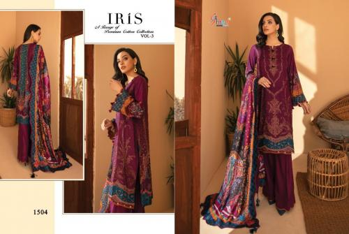 Shree Fabs Iris 1504