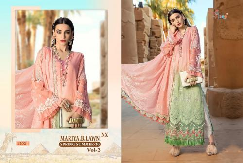 Shree Fabs Mariya B Lawn 1202