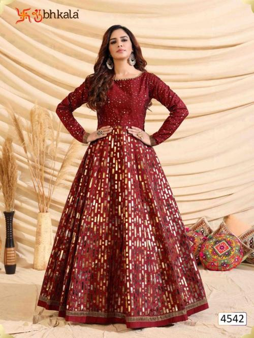 Khushboo Flory 4542