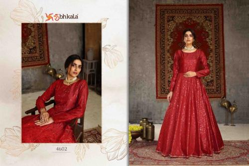 Khushboo Flory 4602