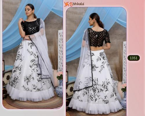 Shubhkala Khushboo Girly vol6 1351-1354 Lehenga