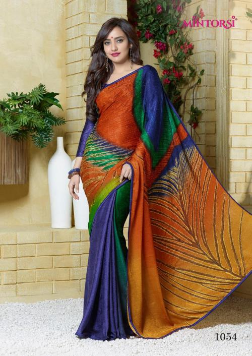 Varsiddhi Fashion Mintorsi Peacock 1054