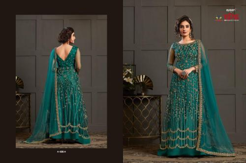 Vipul Fashion Elliza 4595