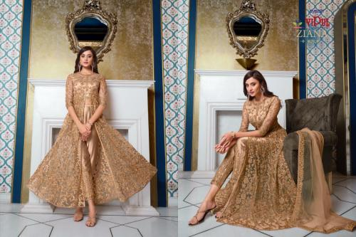 Vipul Fashion Zaina 4626