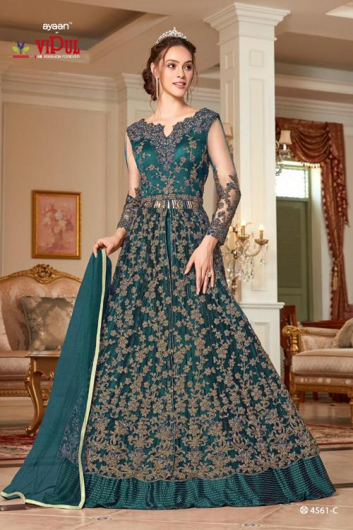 Vipul Fashion Elegance 4561 C